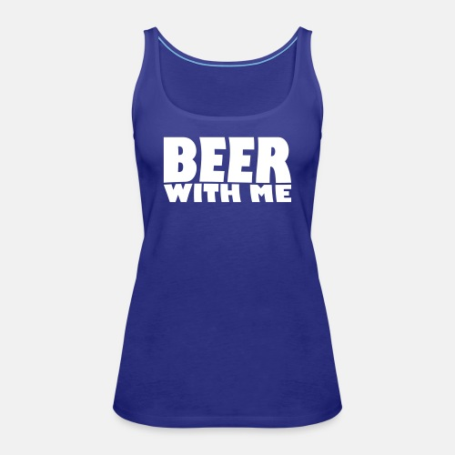 Beer with me