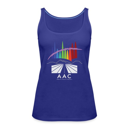 Alberta Aurora Chasers - Men's T-Shirt - Women's Premium Tank Top