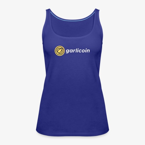 Garlicoin - Women's Premium Tank Top