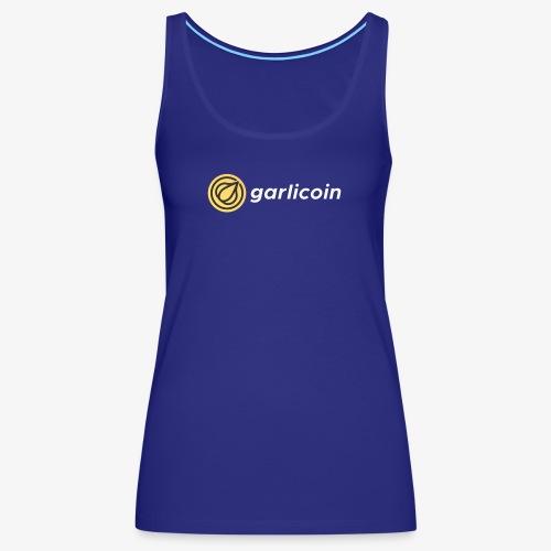 Garlicoin - Women's Premium Tank Top