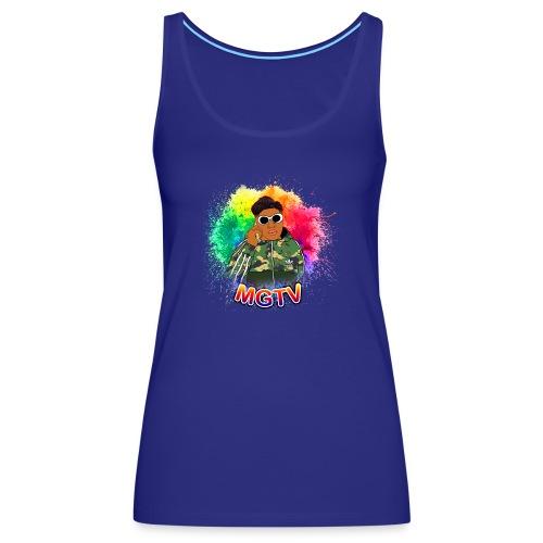 NEW MGTV Clout Shirts - Women's Premium Tank Top