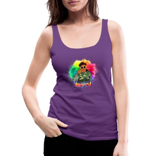 NEW MGTV Clout Shirts - Women's Premium Tank Top