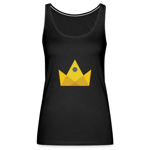 I am the KING - Women's Premium Tank Top