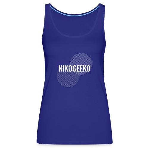 Nikogeek0 - Women's Premium Tank Top