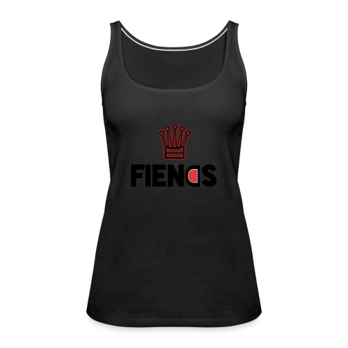 Fiends Design - Women's Premium Tank Top