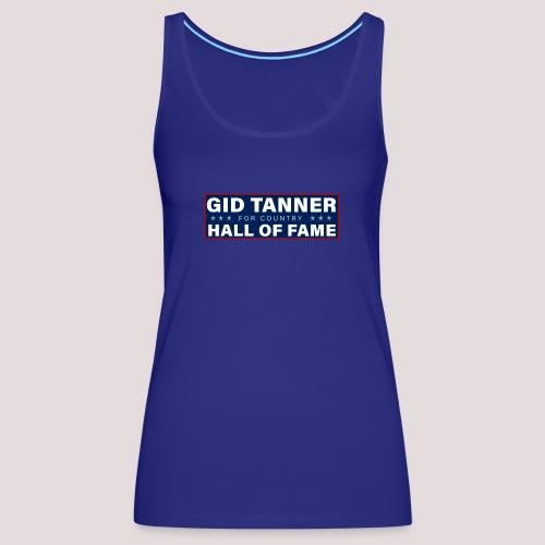 Gid for HOF - Women's Premium Tank Top