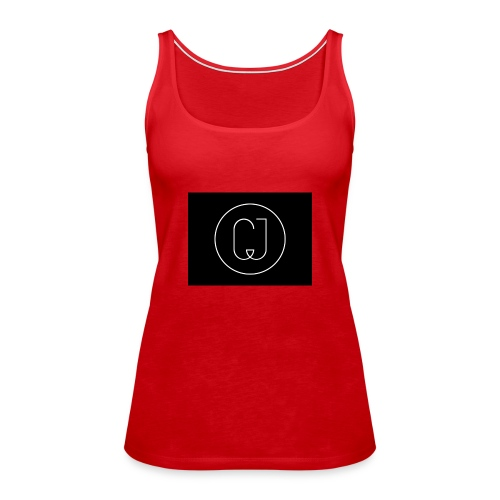 CJ - Women's Premium Tank Top