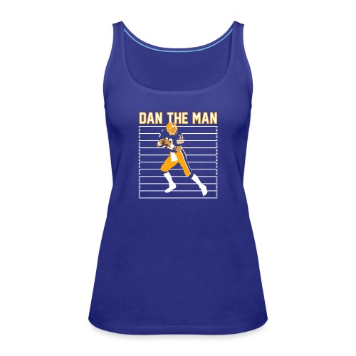dan - Women's Premium Tank Top