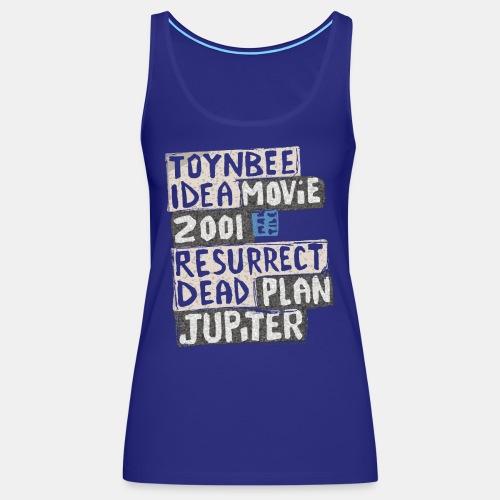 Toynbee Idea Tile Philly - Women's Premium Tank Top