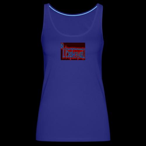 The D'BroTHerHooD Logo - Women's Premium Tank Top