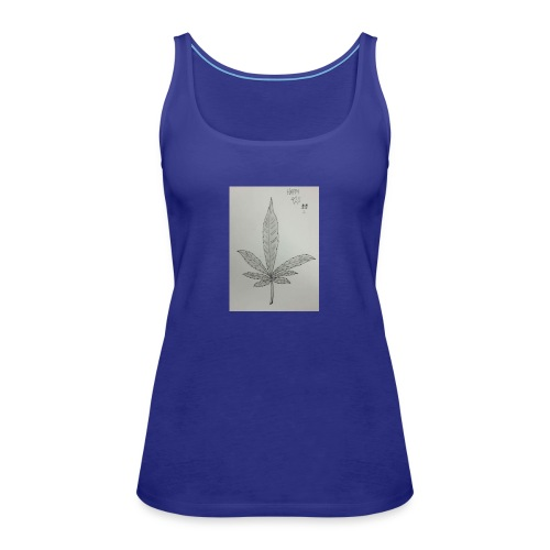 Happy 420 - Women's Premium Tank Top