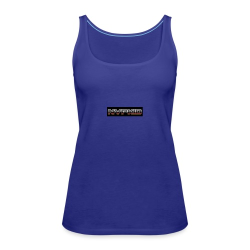 nvpkid shirt - Women's Premium Tank Top