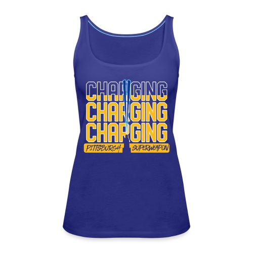 Pittsburgh Superweapon II - Women's Premium Tank Top