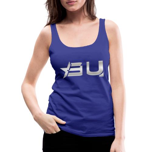 BU GEAR FOR THOSE WHO DARE - Women's Premium Tank Top