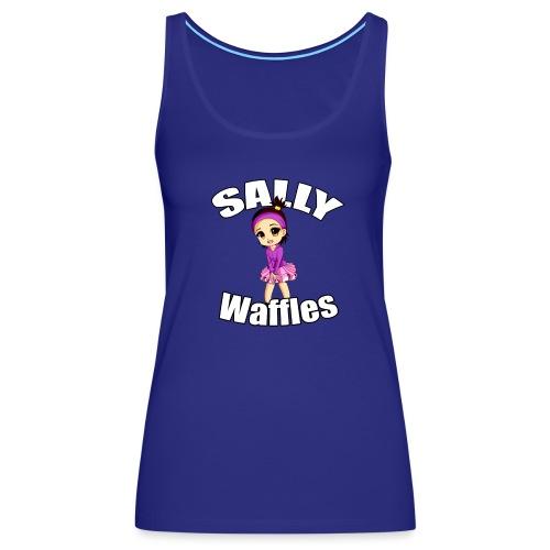 Sally Waffles - Women's Premium Tank Top
