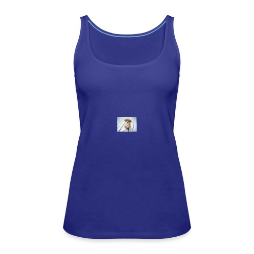 for my you tube channel - Women's Premium Tank Top