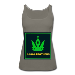YouTube Channel gifts - Women's Premium Tank Top