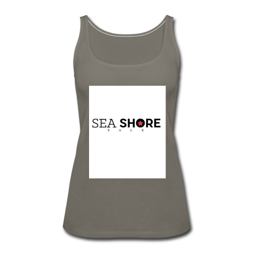 SEA SHORE SLAE - Women's Premium Tank Top