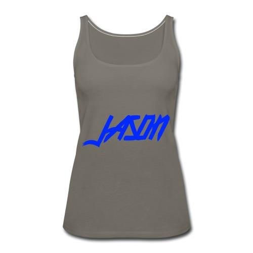 Jason New Logo - Women's Premium Tank Top