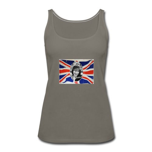 MWO Save the Queen - Women's Premium Tank Top