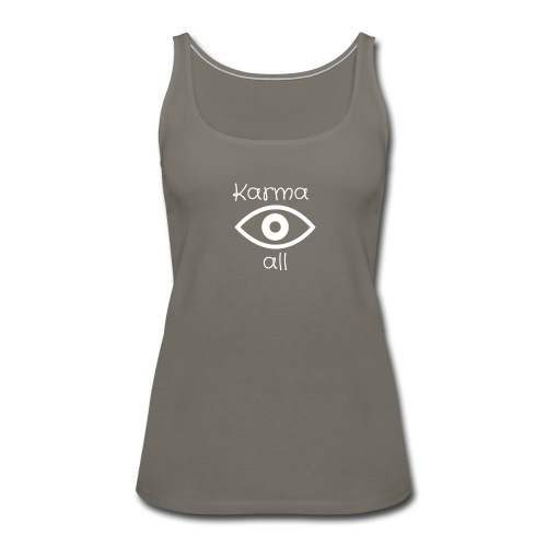 Karma Watches All - Women's Premium Tank Top