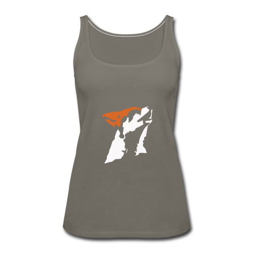 STARFOX Minimalist Logo - Women's Premium Tank Top