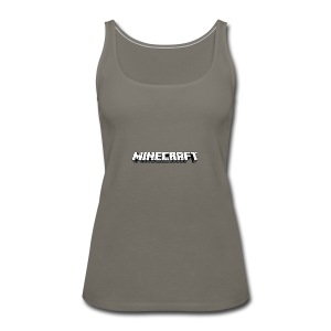 Mincraft MERCH - Women's Premium Tank Top