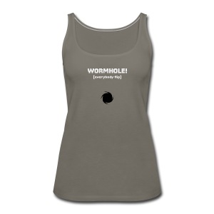 Spaceteam Wormhole! - Women's Premium Tank Top