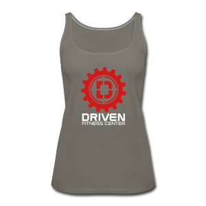 Stacked Logo - Women's Premium Tank Top