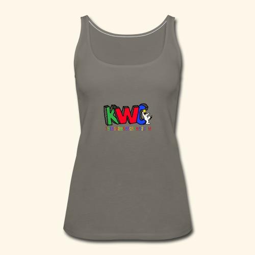 KWC TEE - Women's Premium Tank Top