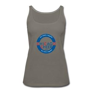 ChicagoCheer.Com - Women's Premium Tank Top
