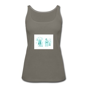 TEST DESIGN - Women's Premium Tank Top