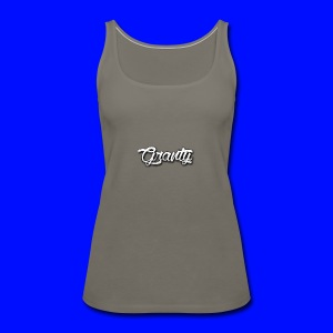 Official Logo of Granty - Women's Premium Tank Top