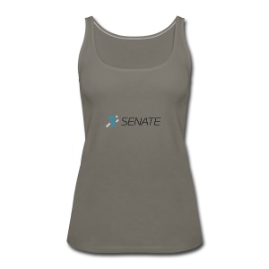 Color-Logo-with-Text - Women's Premium Tank Top