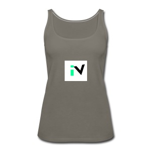 Isaac Velarde merch - Women's Premium Tank Top
