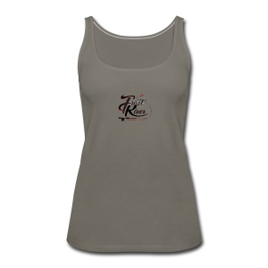 Trout River Brewing - Women's Premium Tank Top