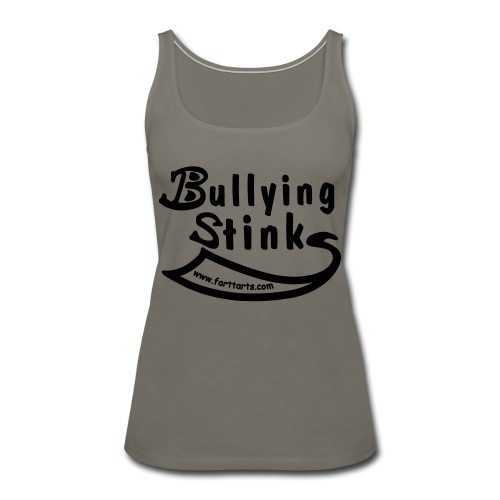 Bullying Stinks! - Women's Premium Tank Top