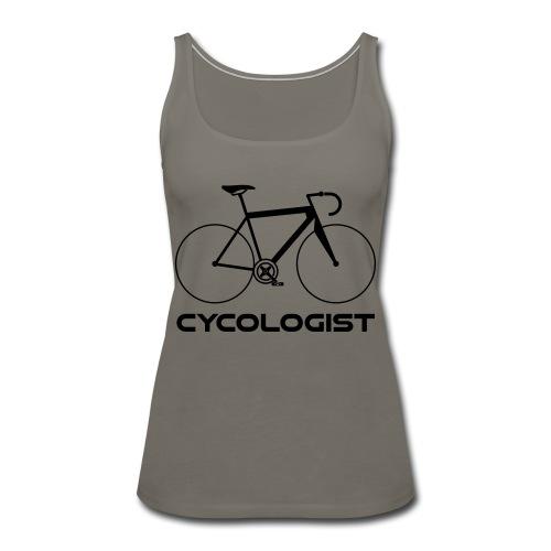 cycologist - Women's Premium Tank Top