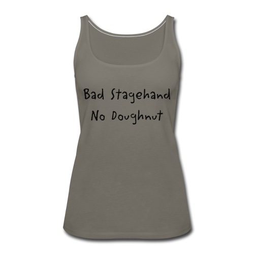 baddoughnut - Women's Premium Tank Top