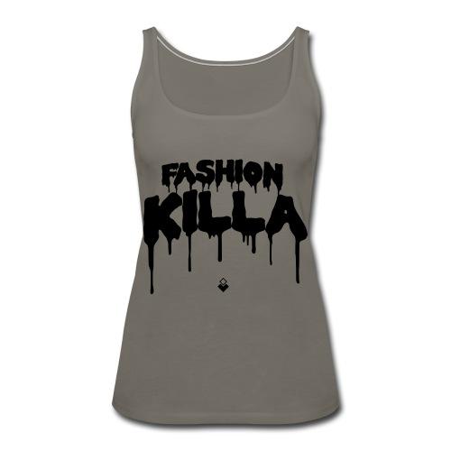 FASHION KILLA - A$AP ROCKY - Women's Premium Tank Top