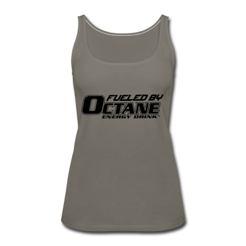 FUELED BY OCTANE ENERGY DRINK - Women's Premium Tank Top