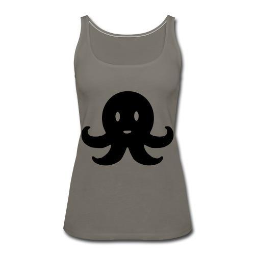 Cute Octopus - Women's Premium Tank Top