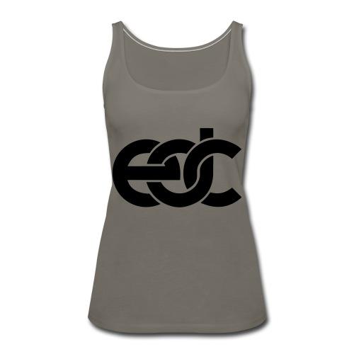 EDC Electric Daisy Carnival Fan Festival Design - Women's Premium Tank Top