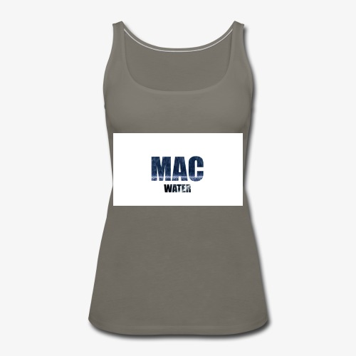 WATER - Women's Premium Tank Top