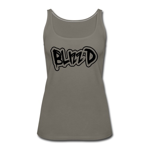 blizz d - Women's Premium Tank Top