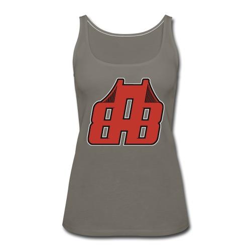 Bay Area Buggs Official Logo - Women's Premium Tank Top
