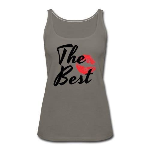 Best Kiss - Women's Premium Tank Top