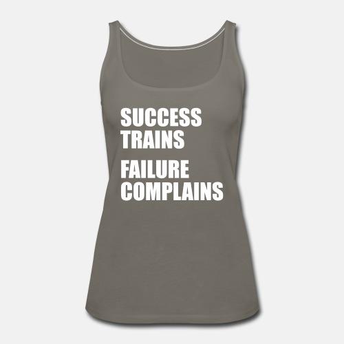 Success trains failure complains ats