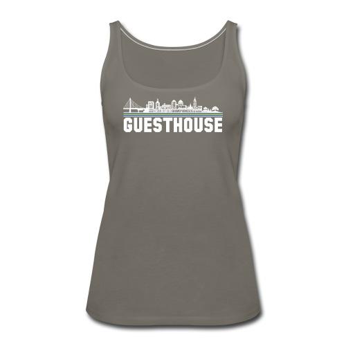 Guesthouse - Oakland Skyline - Women's Premium Tank Top