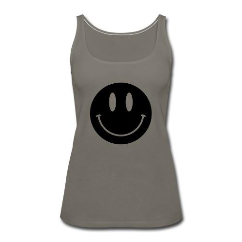 Smiley - Women's Premium Tank Top